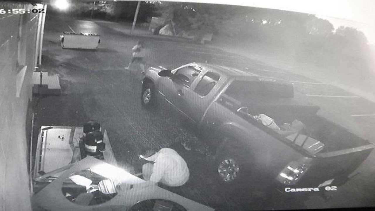 Suspect Burglarizes, Vandalizes Veteran's Charity Organization