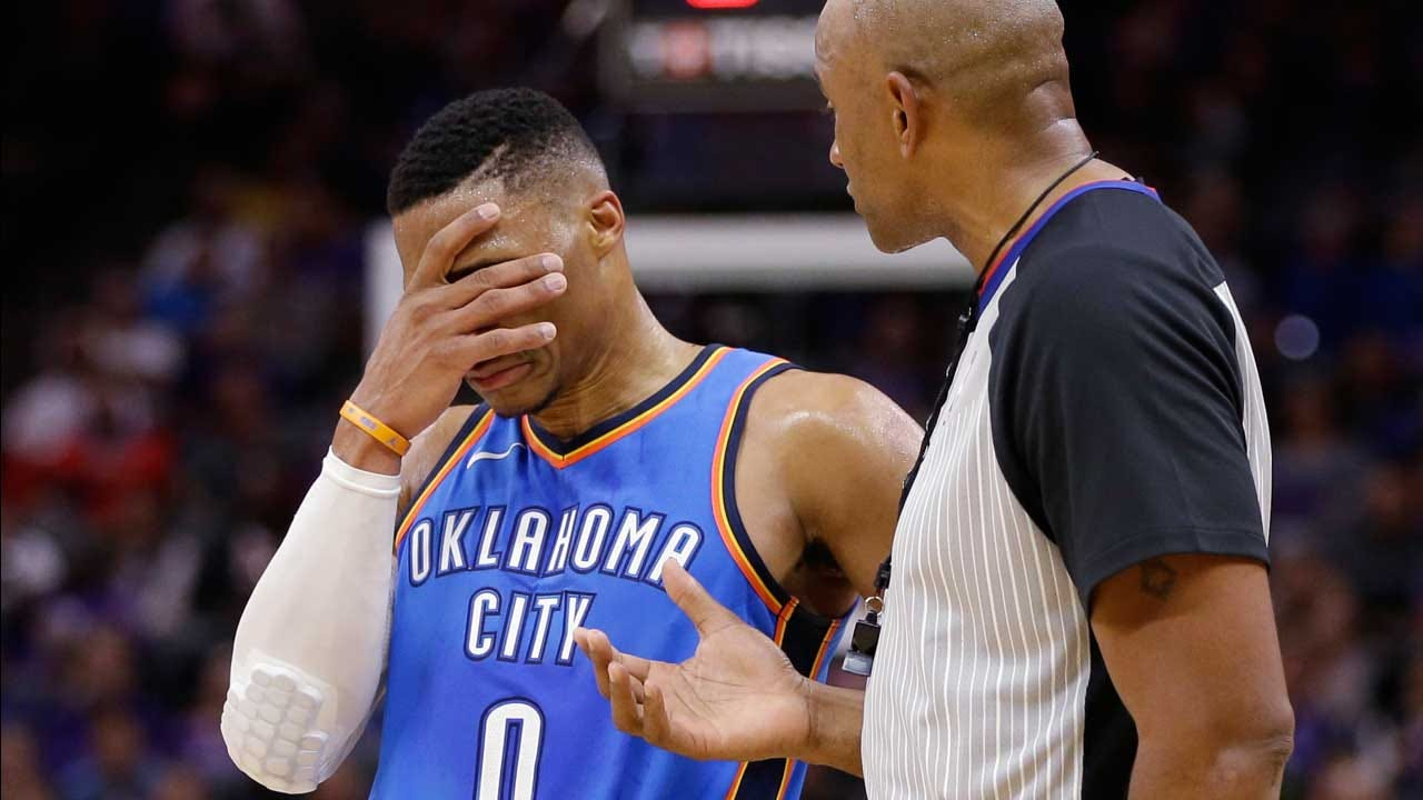 Thunder Goes Flat In Loss To Kings