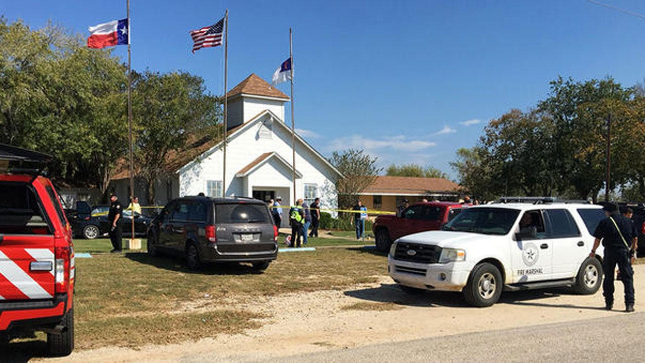 'So Many Babies' Among Those Slain In Texas Church Shooting