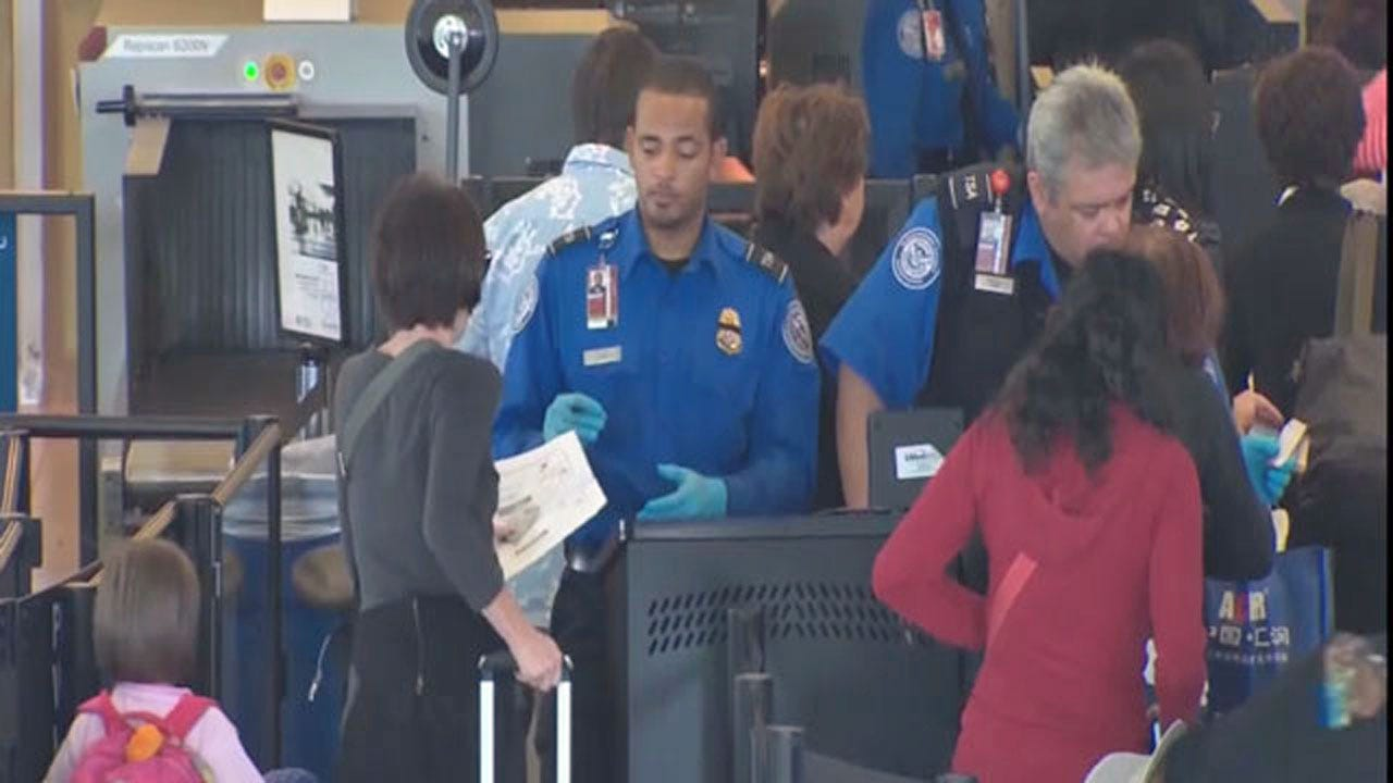 TSA Screenings Fail To Spot Weapons Most Of The Time, Agency Says