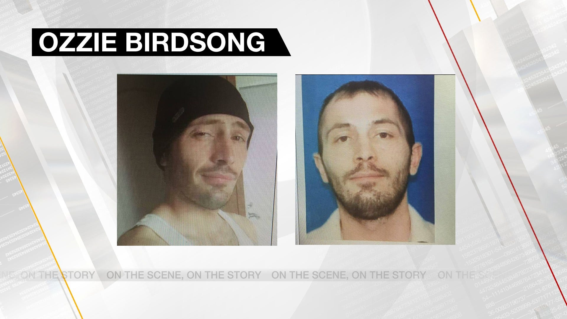South Dakota Stolen Car Fugitive Spotted In Waukomis