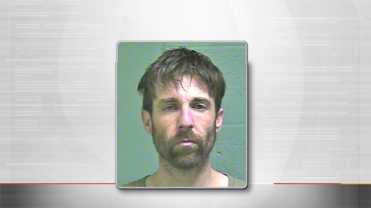 Standoff Between OK County Deputies, Accused Burglar Ends In Arrest