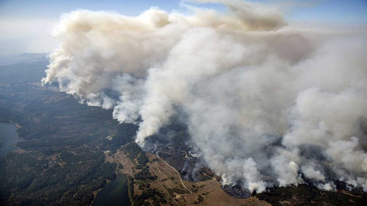 Wildfires Wipe Out Entire 2017 Harvest, Take Heavy Toll On Wine Country