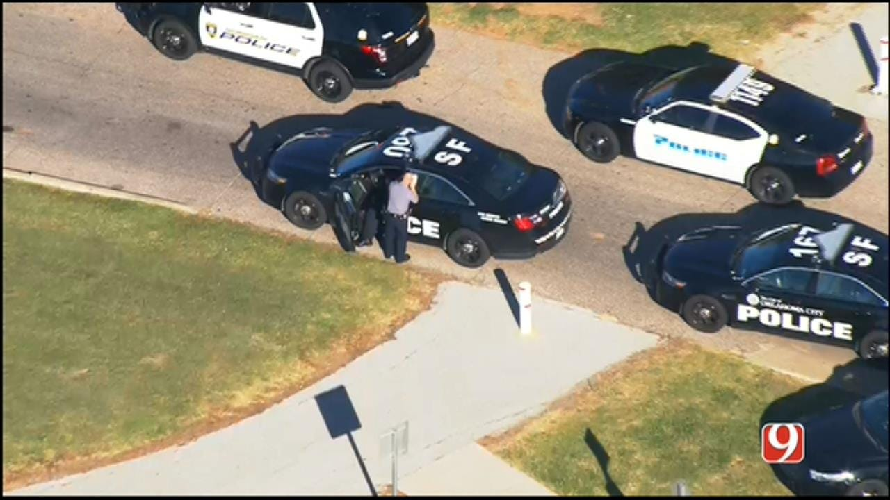 Two Detained After Police Chase In SE OKC