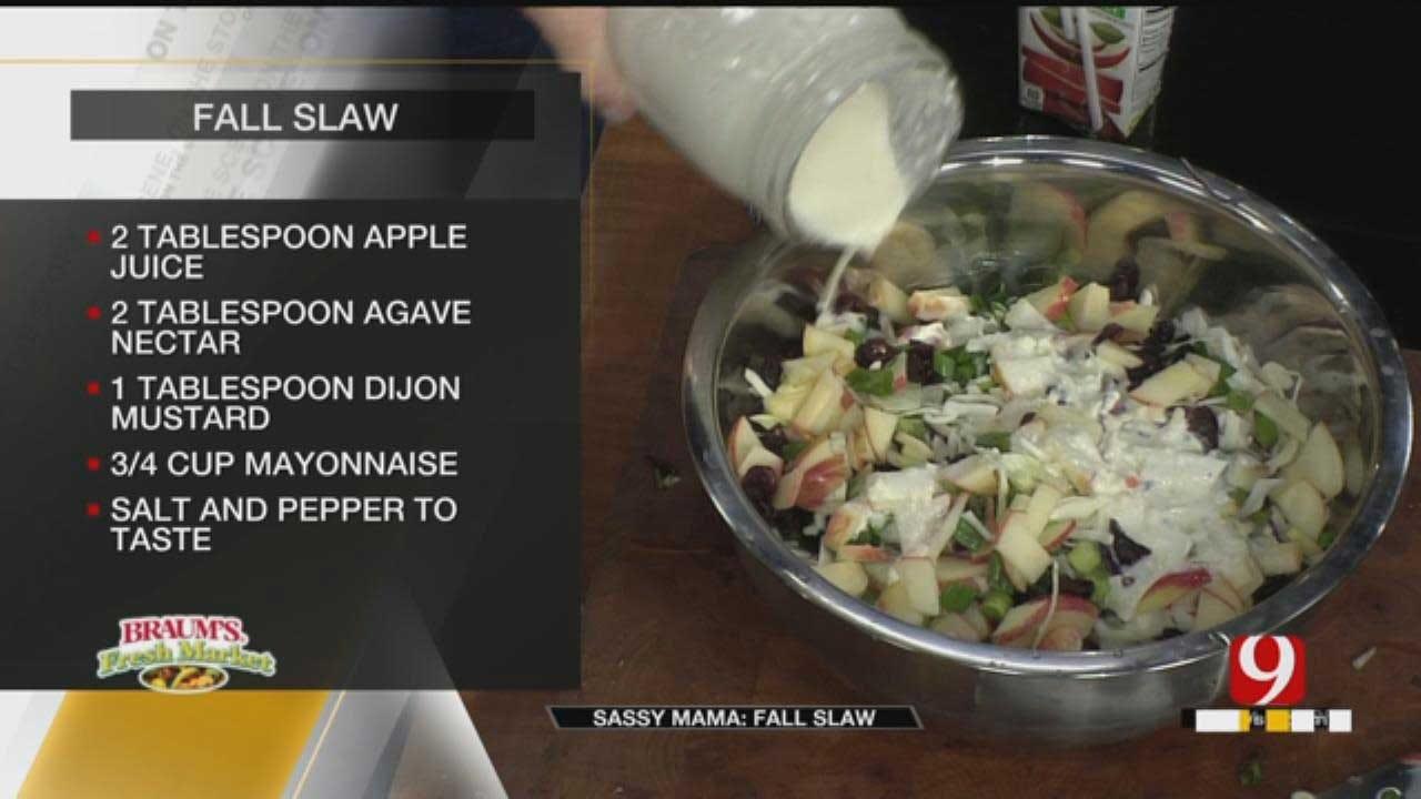 Sassy Mama: Fall Slaw
