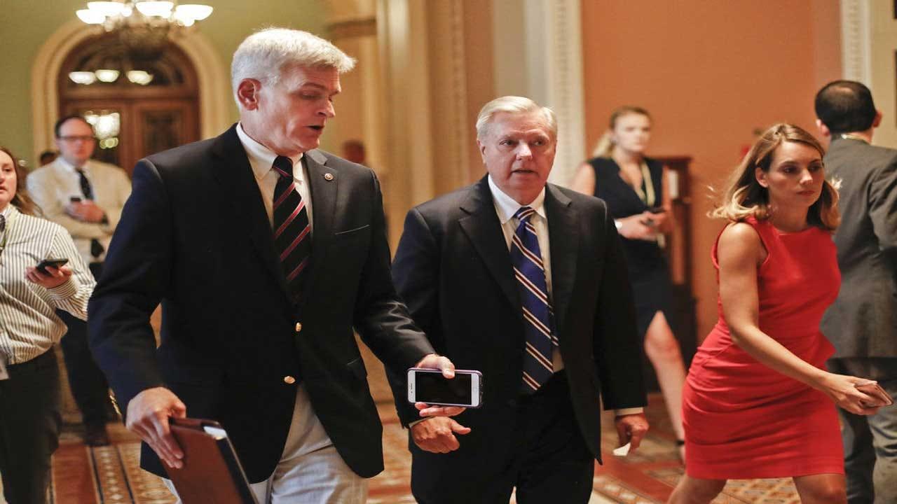 "Will Congress Pass Tax Reform? Sen. Graham: ""If We Don't We're Dead."""