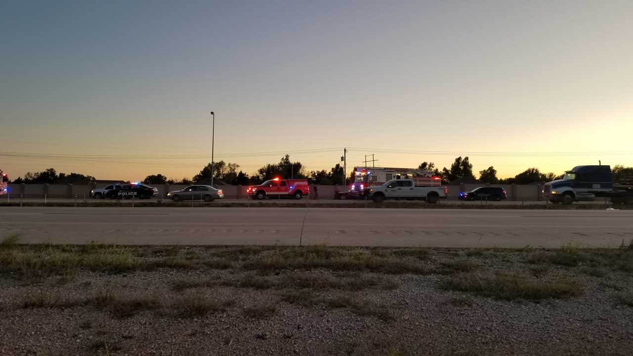 One Killed On Highway In West Oklahoma City Monday