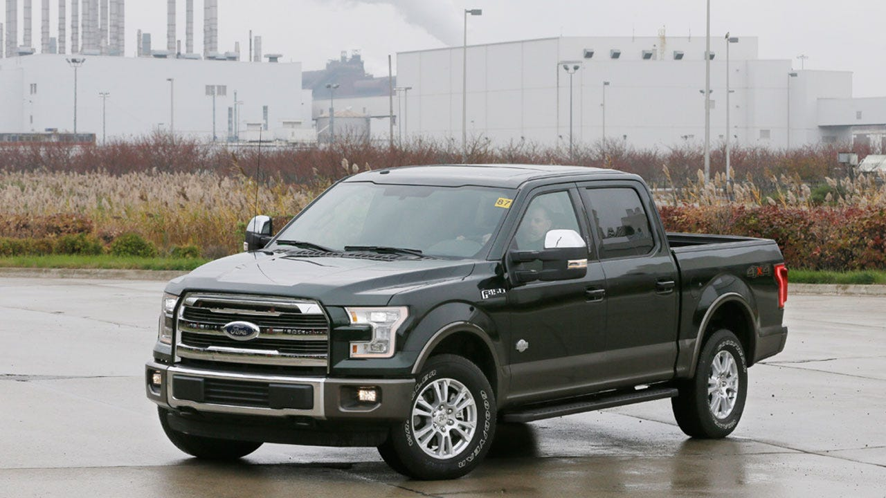 Ford Recalling Appx. 1.3 Million Vehicles For Possible Door Issue
