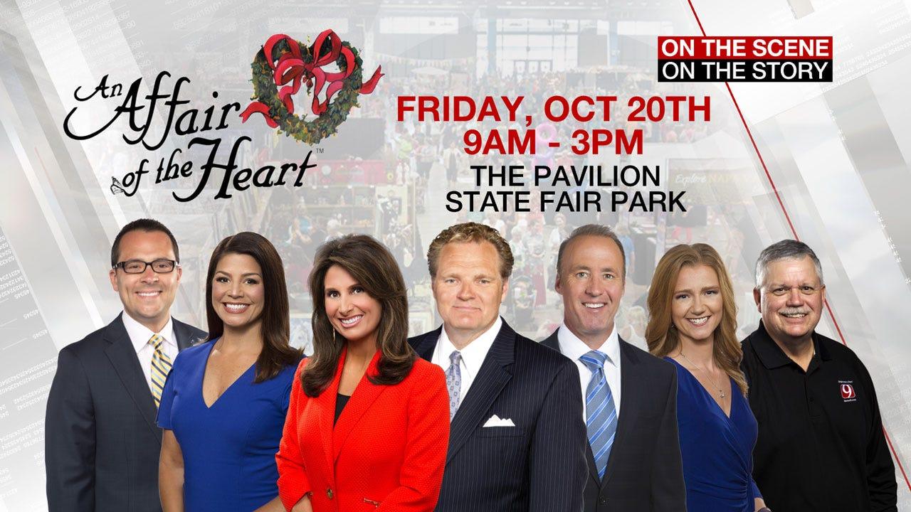 Meet Your Favorite News 9ers At An Affair Of The Heart