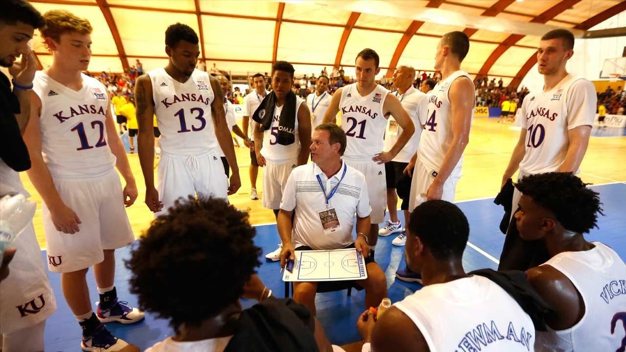 Big 12 Releases Preseason Men's Basketball Poll