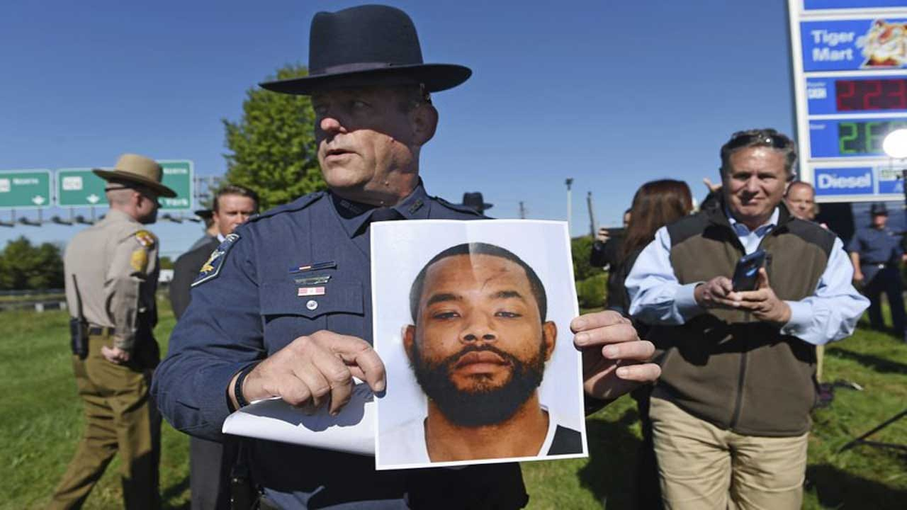 Police Capture Shooter They Say Targeted 6 People He Knew