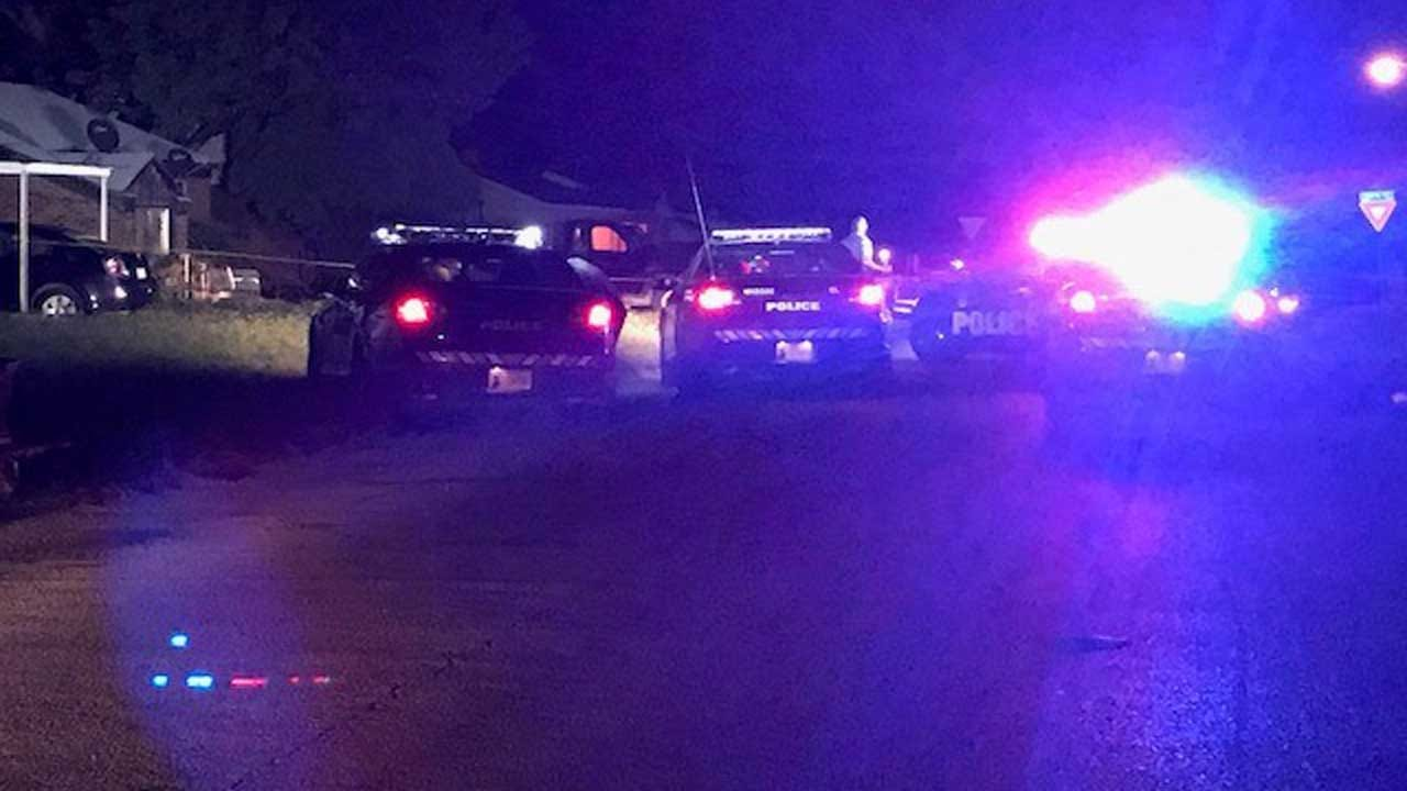 Domestic Fight Leads To Shooting In NE OKC