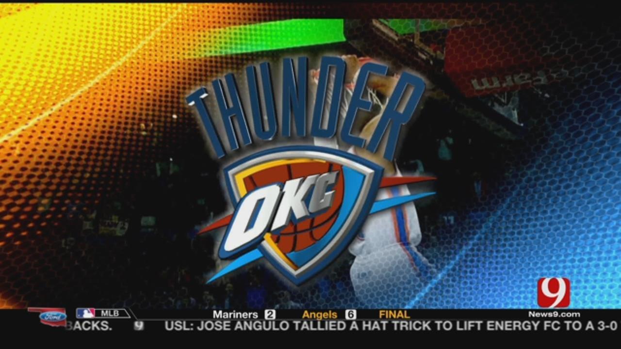 Oklahoma Ford Sports Blitz: 10-2-17