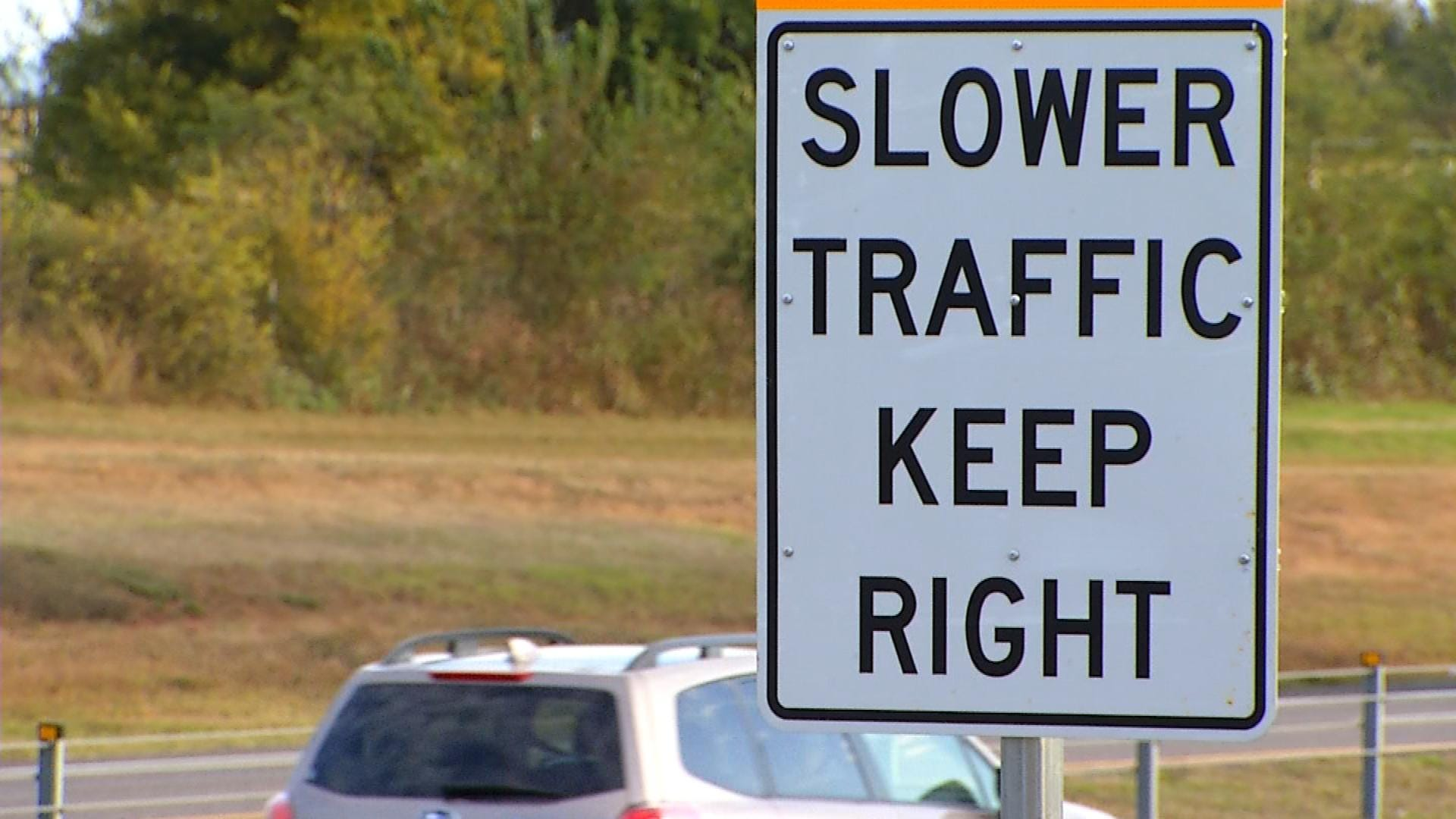 OHP Answers Questions About Left Lane Law