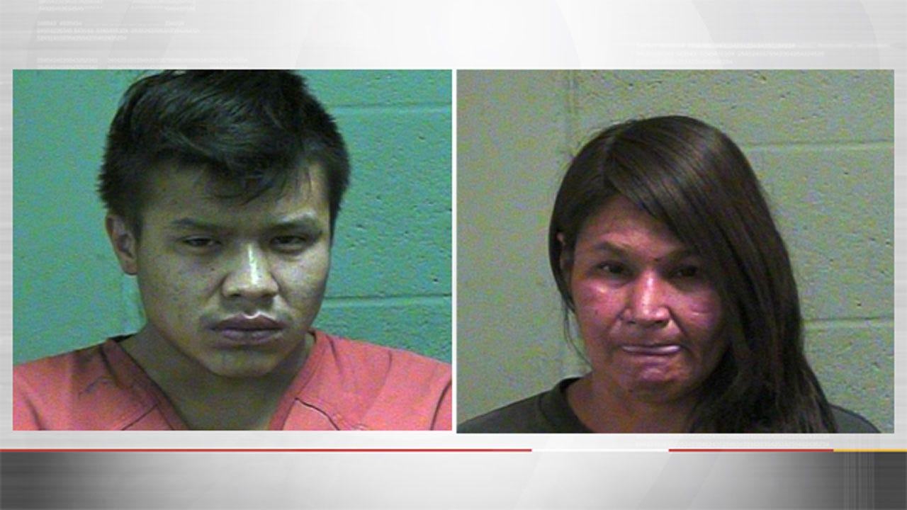 Two Arrested, Accused Of Having Sex In OKC Liquor Store Parking Lot