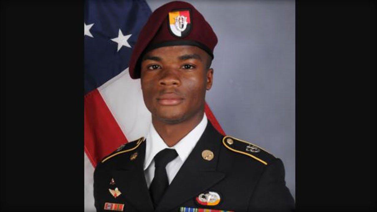 """Fallen Soldier's Widow Says Trump Call Left Her """"Upset And Hurt"""""""