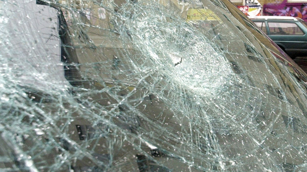 Murder Charges For Teenagers After Man Killed By Rock Thrown From Highway Overpass