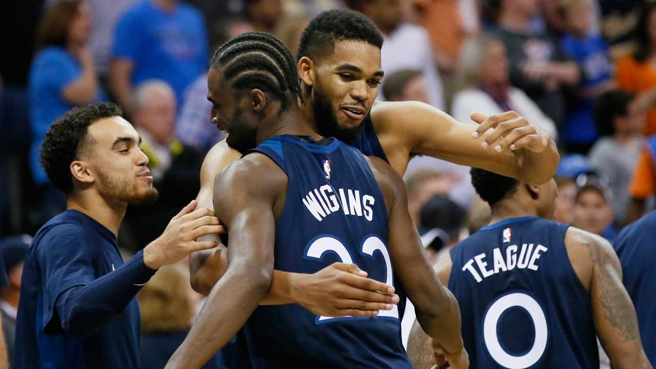 NBA: Officials Missed Towns' Illegal Screen That Freed Wiggins