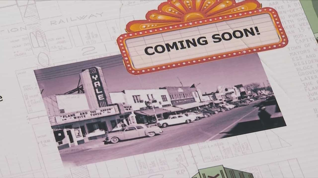 OKC Theater Renovation Looks To Spark District Revival