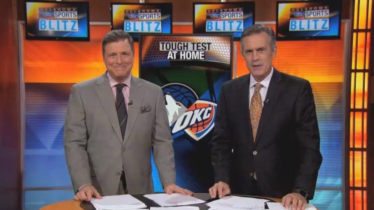 Oklahoma Ford Sports Blitz: 10/22/17