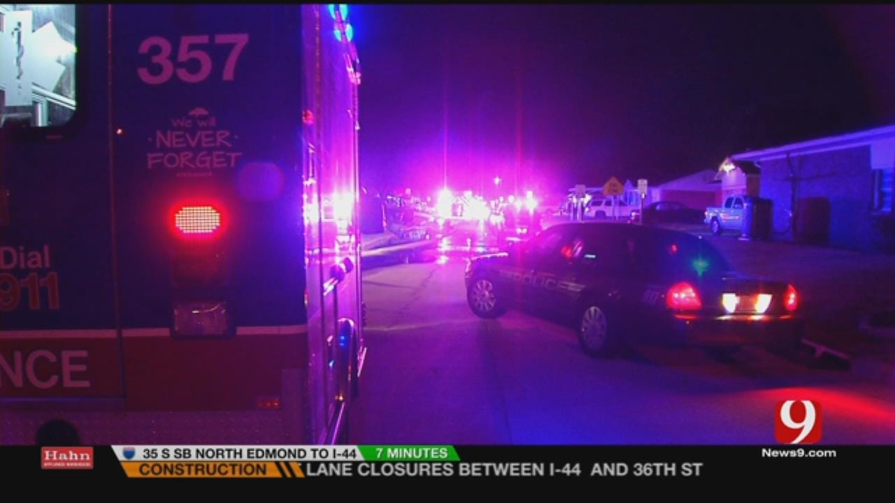 Good Samaritans Save Resident During Warr Acres House Fire