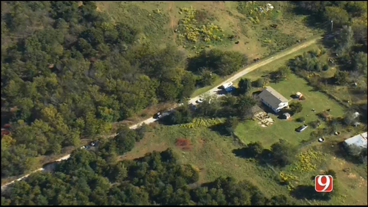 Woman's Body Discovered In Field In Far NE OKC