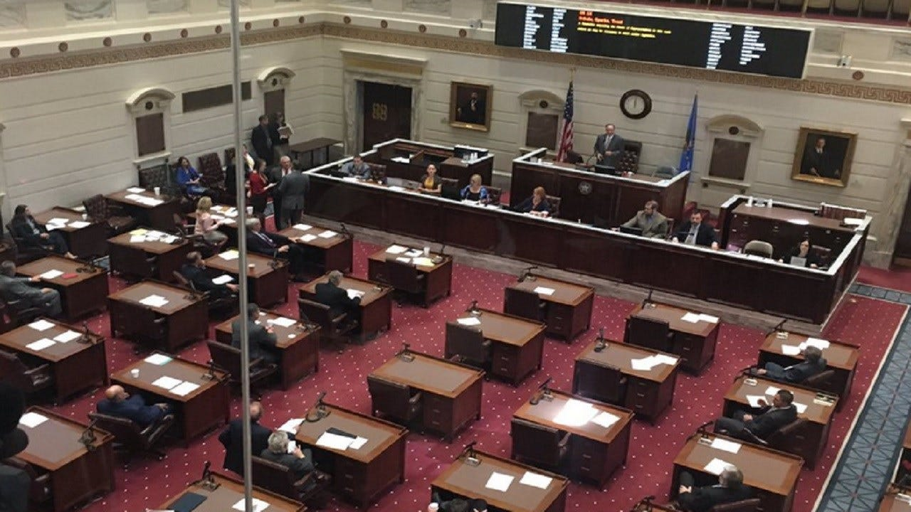 Oklahoma Senate Passes Resolution To Increase State's Gross Production Tax