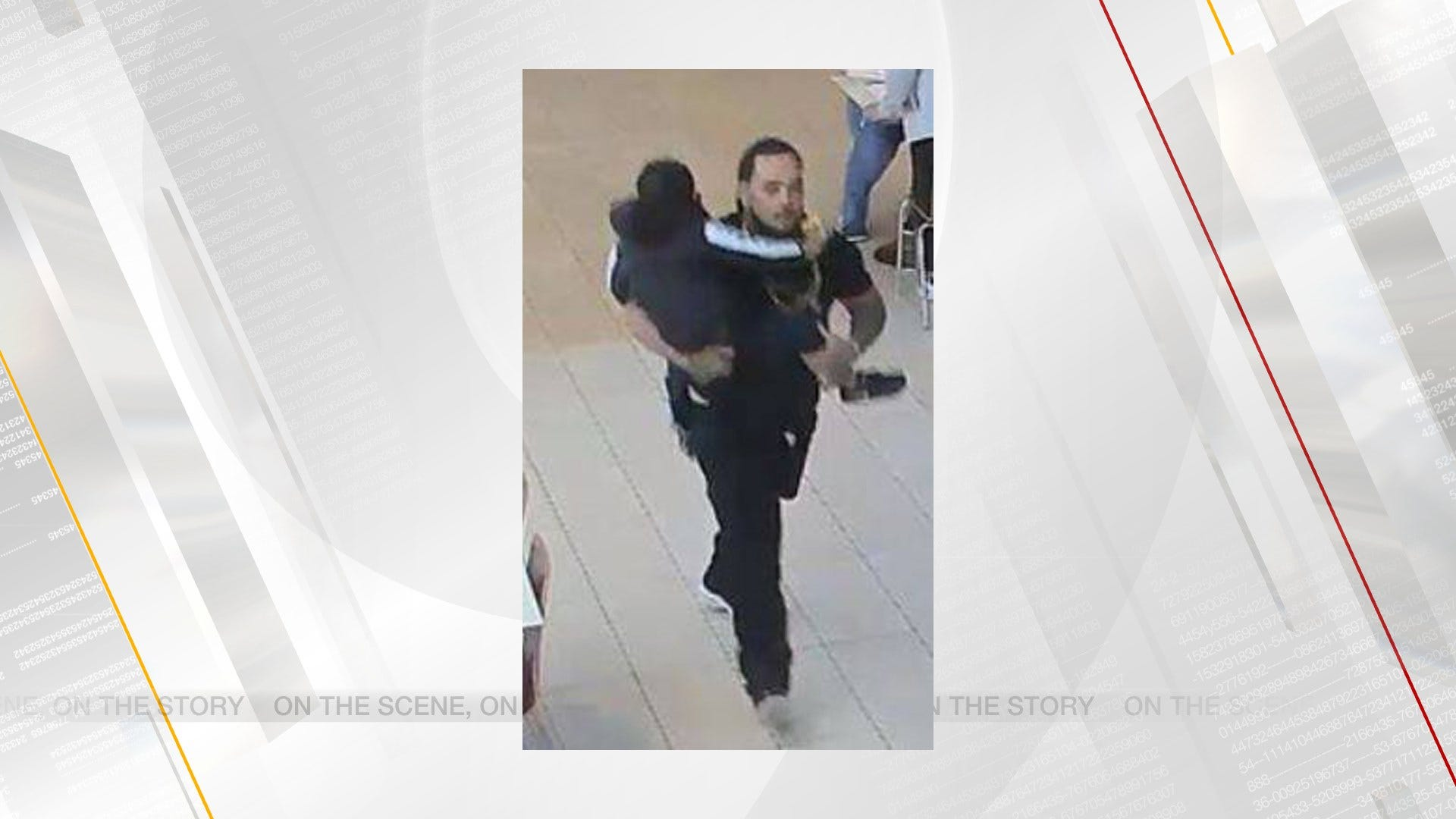 Penn Square Mall Stabbing Suspect Photo Released