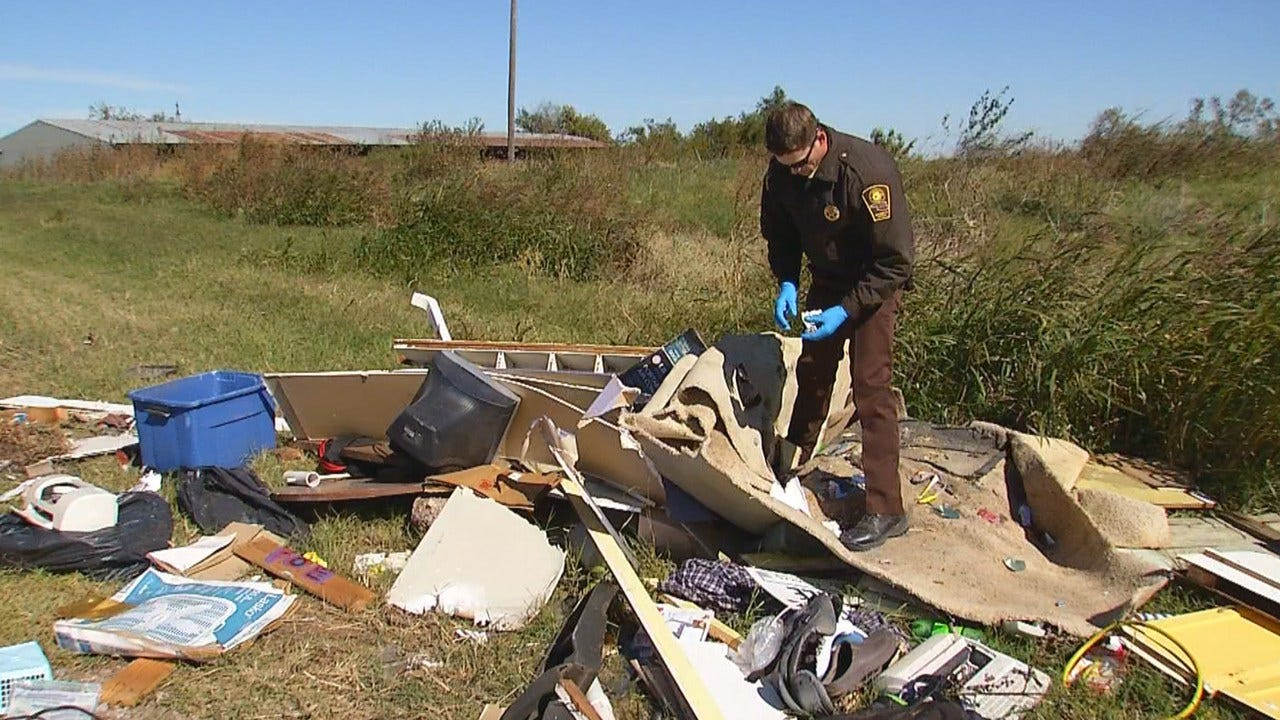 DEQ Increases Aid To Local Agencies To Investigate Illegal Dumping