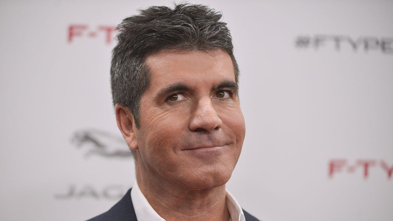 Report: Simon Cowell Taken To Hospital After Fall At Home