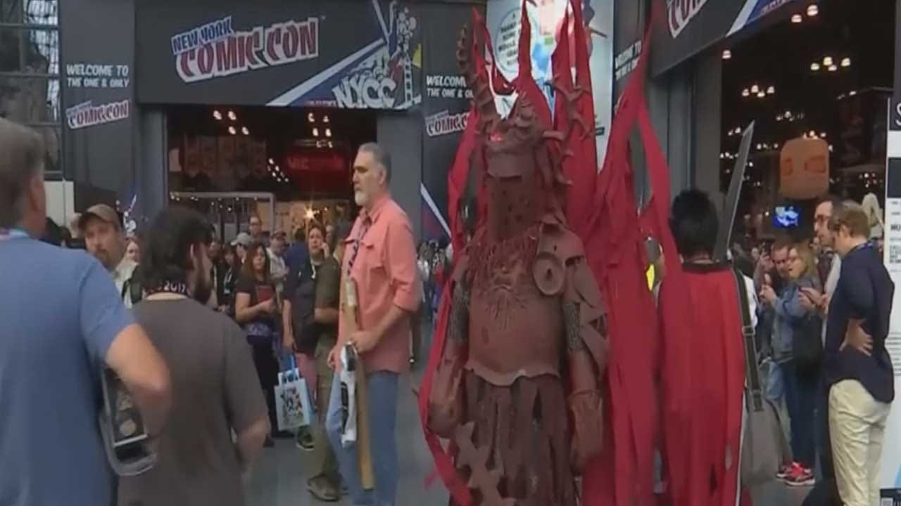 Wizard World's Comic Con Begins Friday In OKC