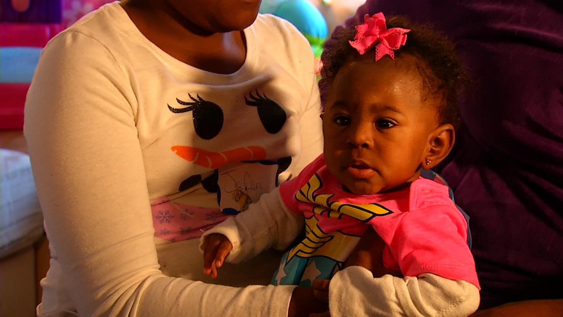 Smallest Baby To Survive Returns To OKC Hospital For Reunion