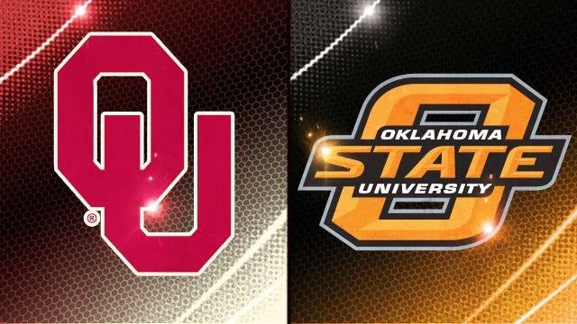 No. 8 Oklahoma At No. 11 Oklahoma State For Bedlam