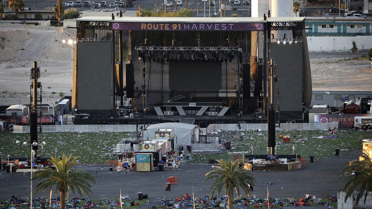 Guitarist At Vegas Concert Flips Stance On 2nd Amendment After Massacre