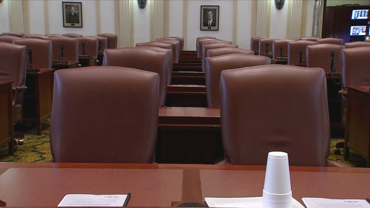 State Lawmakers Preparing To Return For Special Session Monday