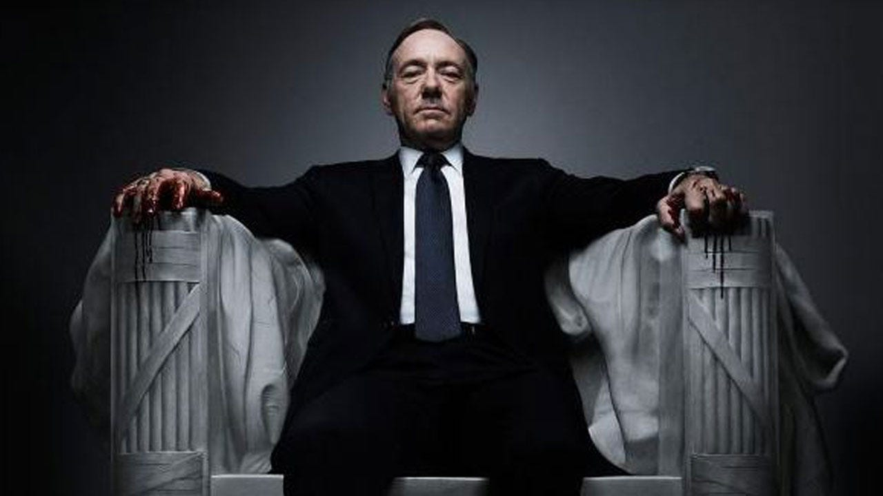 """Netflix Announces End Of """"House Of Cards,"""" Denies Tie To Spacey Allegations"""