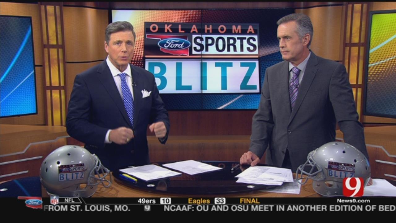 Oklahoma Ford Sports Blitz: 10/29/17
