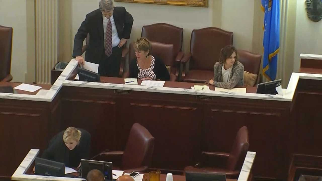 Oklahoma House Passes 4 Bills Totaling $106M Toward Budget Shortfall