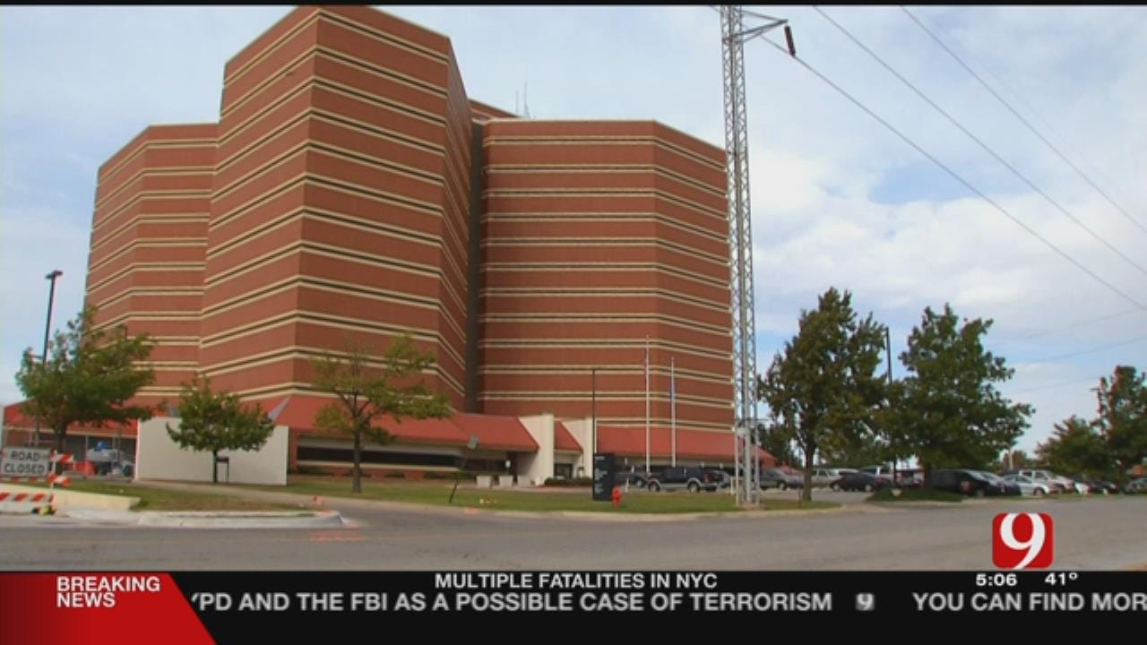 County Commissioners Deny DOJ Request To Inspect Jail