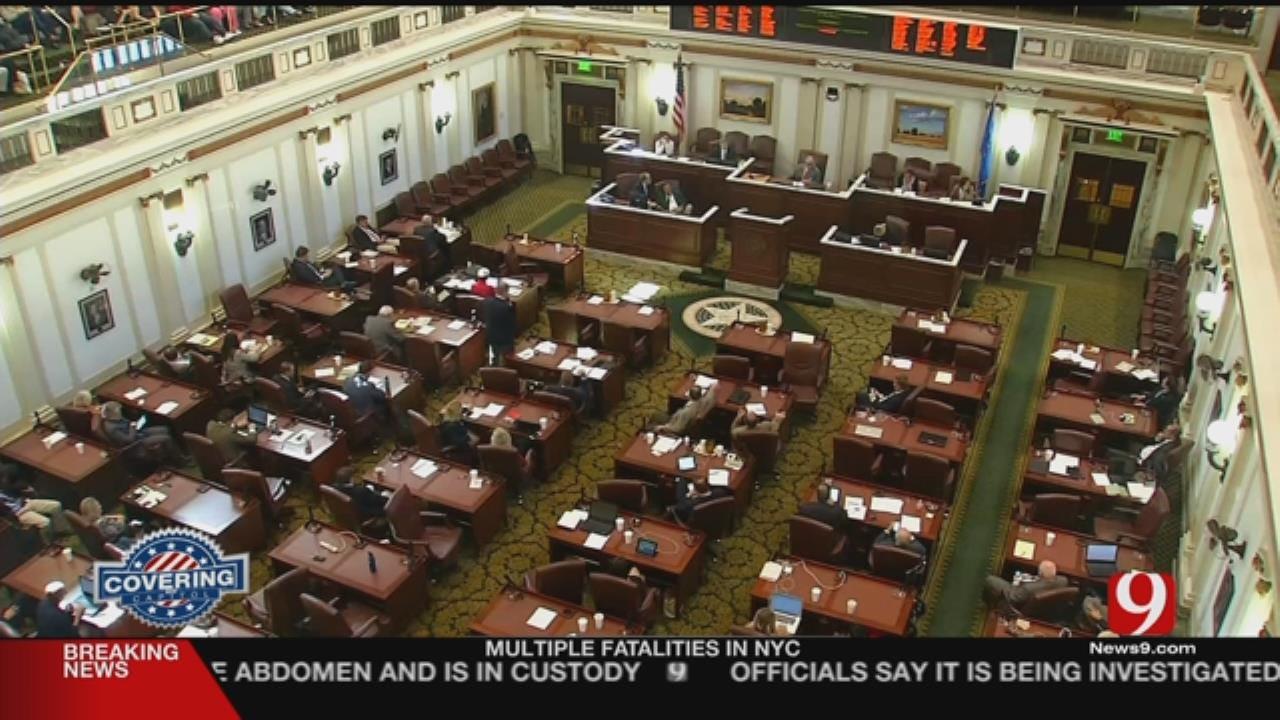 House Passes Funding Bills
