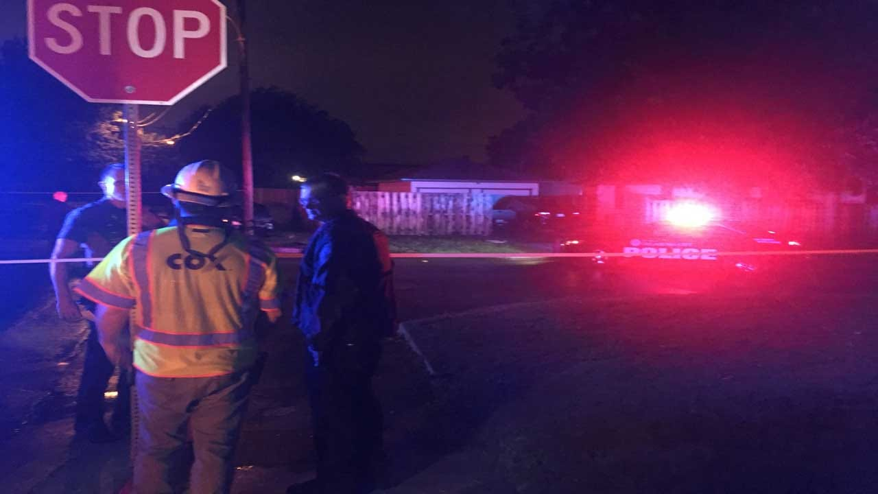 Man Killed In Overnight NW OKC Shooting ID'd