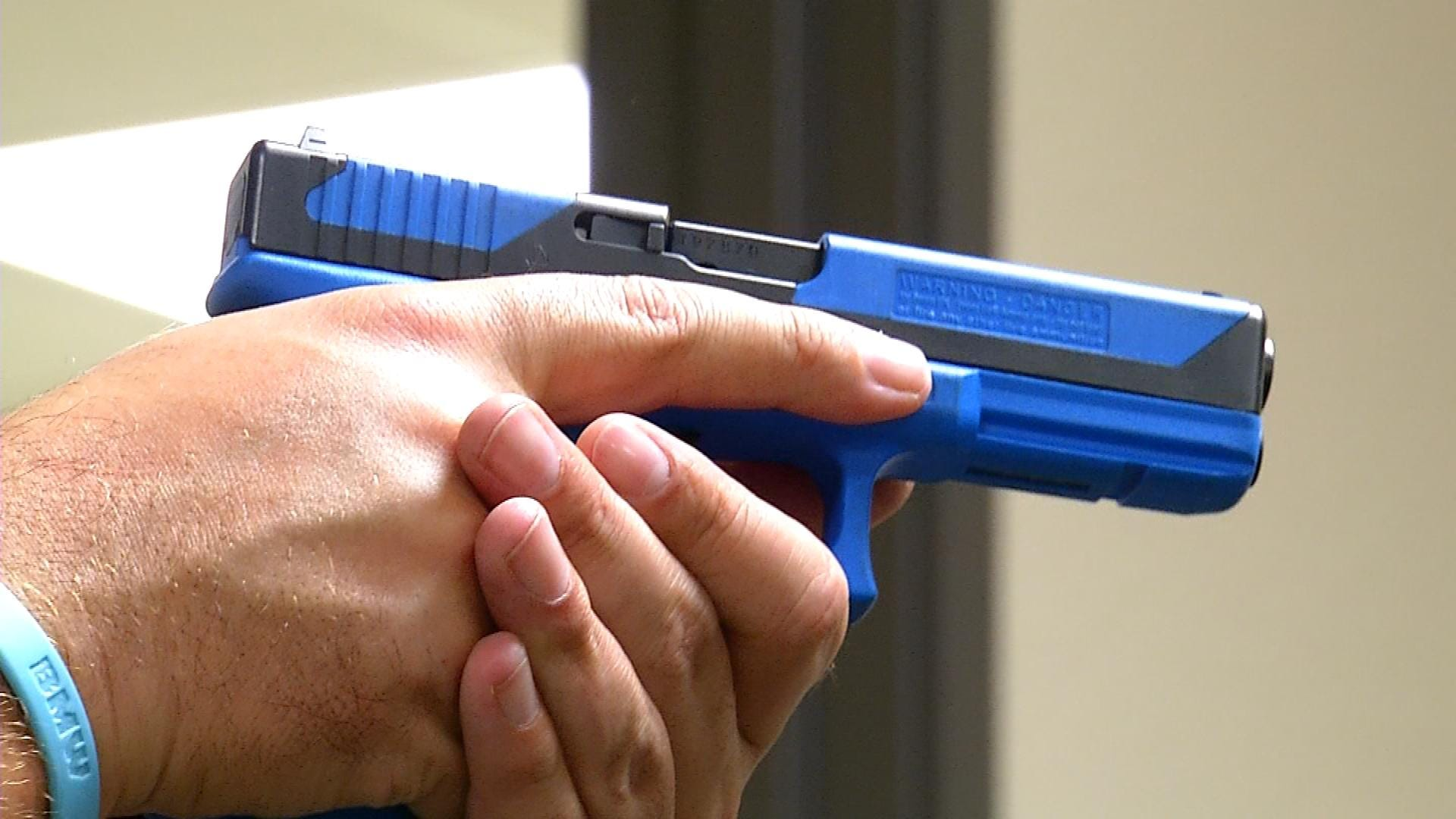 Canadian Co. Sheriff's Office Trains For Active Shooter Situation