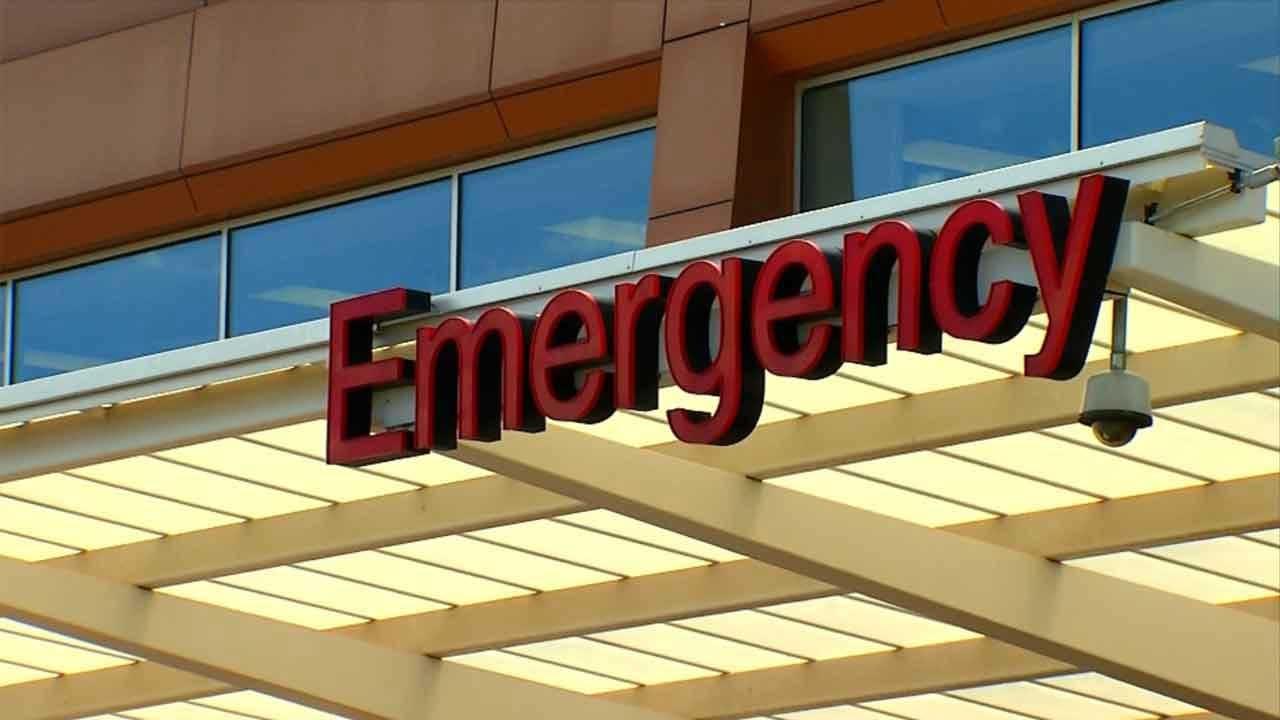 Yukon Man Seriously Injured After Crash Near I-44, I-40