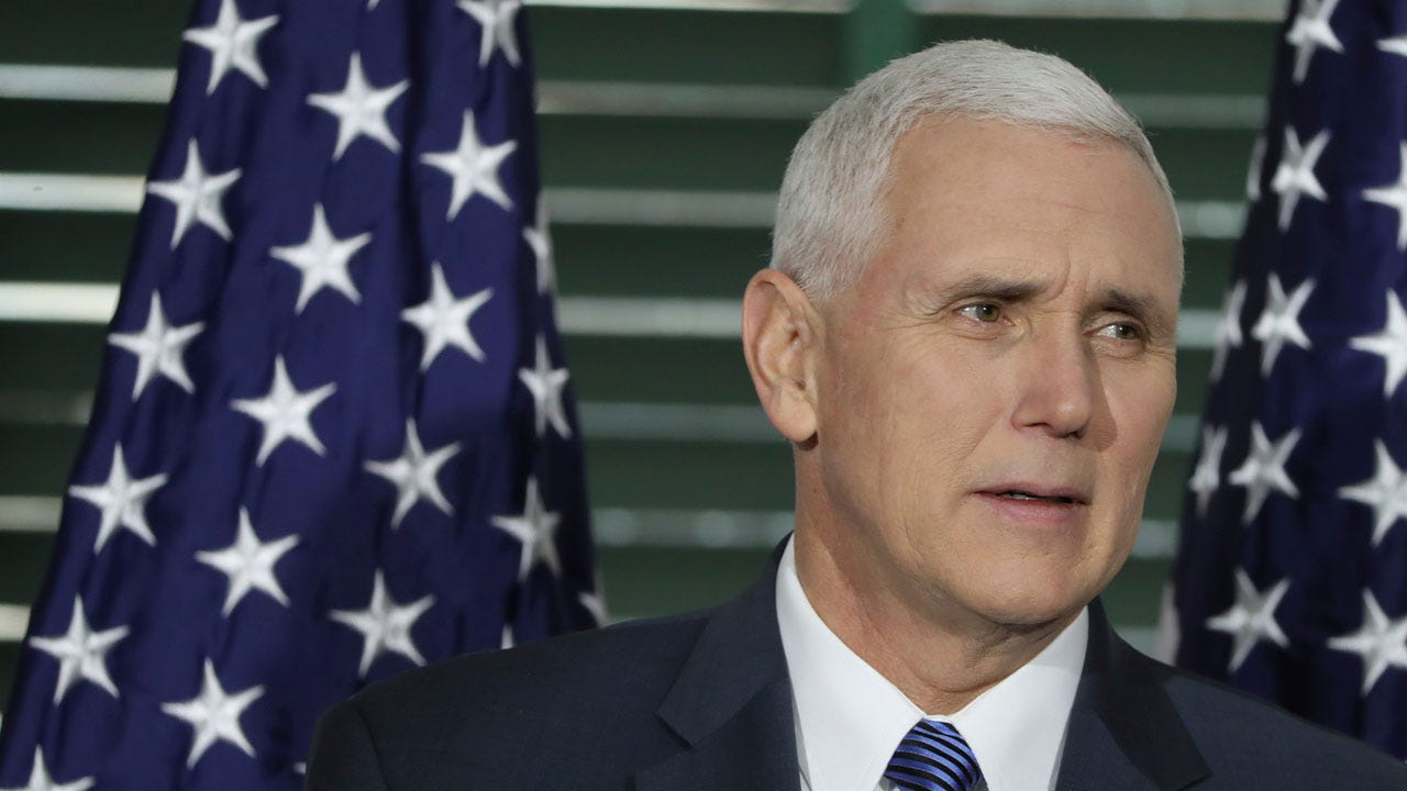 Pence Lays Out Plans For Trump's 'Space Force' To Be Installed By 2020