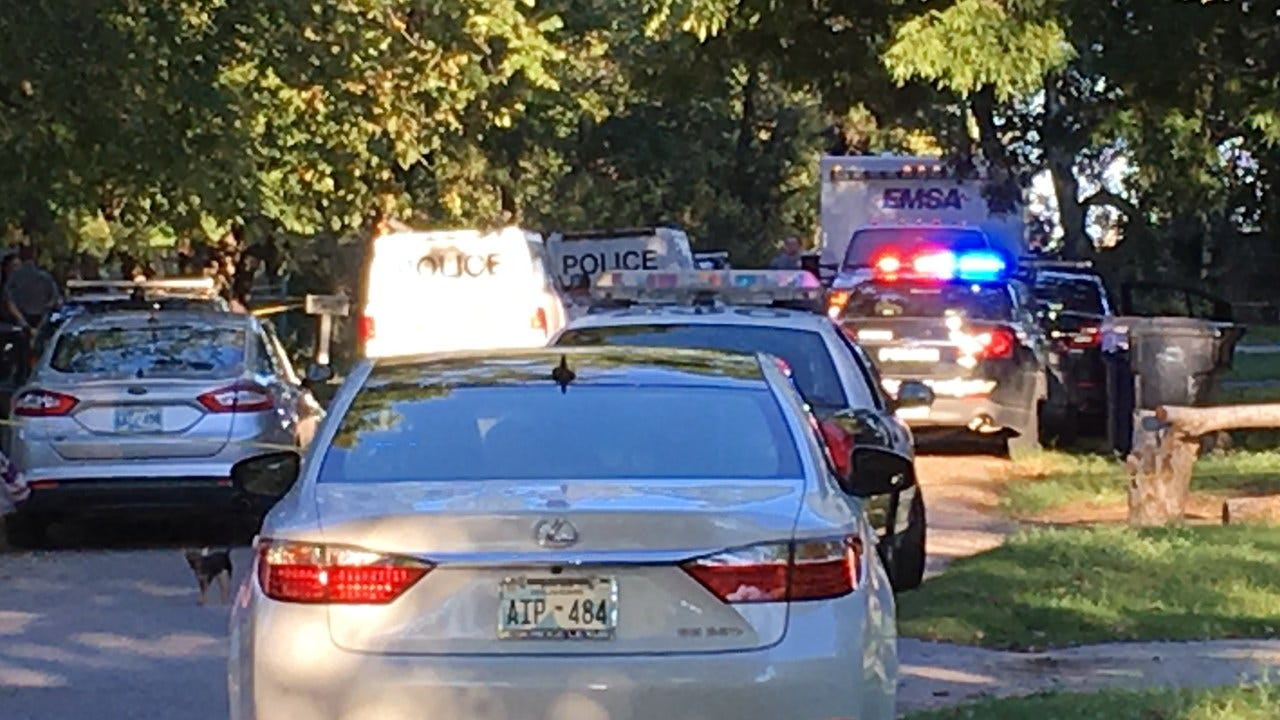 Police Investigate Body Found In SE OKC