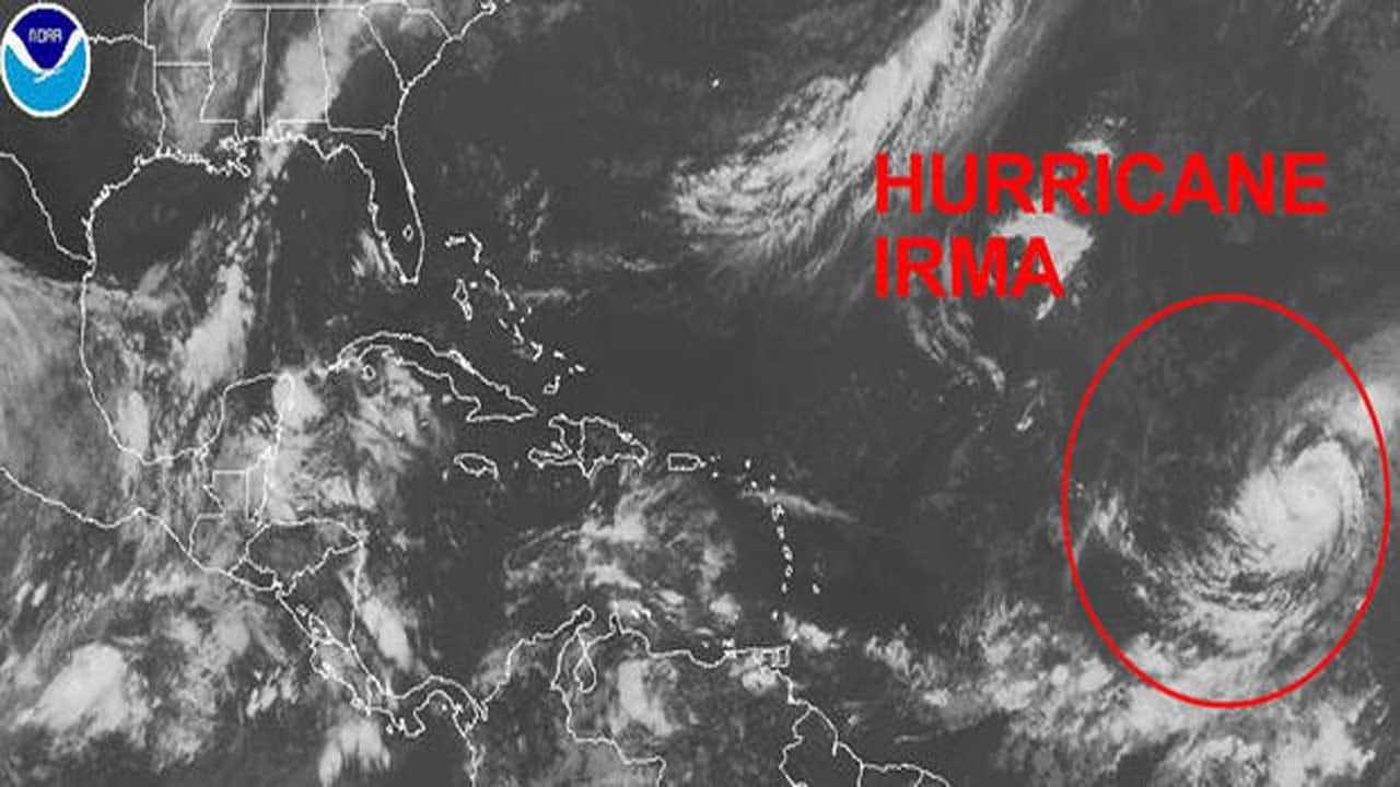Hurricane Irma Follows Harvey But Is Not An Immediate Threat