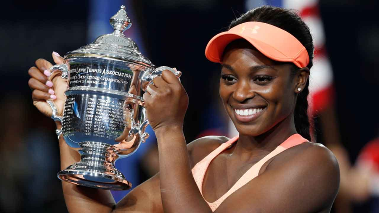 Sloane Stephens Def. Madison Keys To Win First U.S. Open
