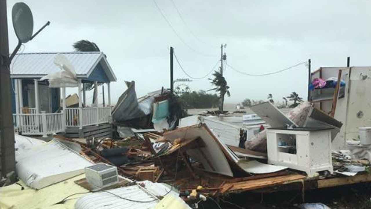 "Florida Keys Compared To A ""War Zone"" In Wake Of Hurricane Irma"