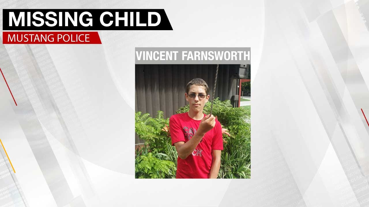 Mustang Police: Missing Boy, 12, Found Safe