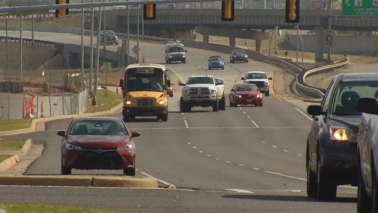 ODOT To Install Center-Line Rumble Strips